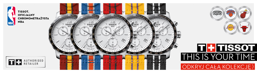Tissot Quickster NBA Special Edition