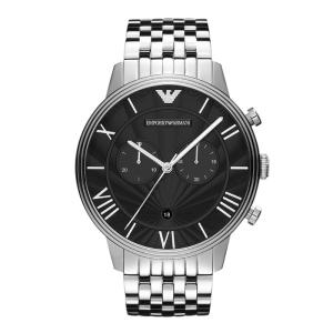 Zegarek Męski Emporio Armani Classic Chronograph Ar1617