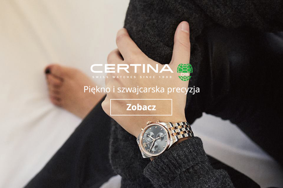 Certina DS-8 Lady Moonphase