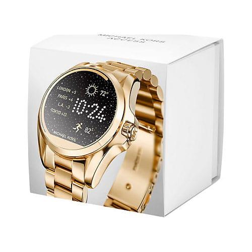 c702a8309f35a ... Zegarek Michael Kors Bradshaw Smartwatch MKT5001 Twoje Zegarki ...
