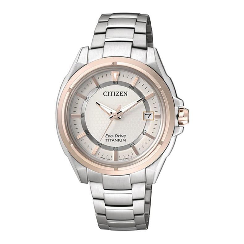 Часы citizen titanium