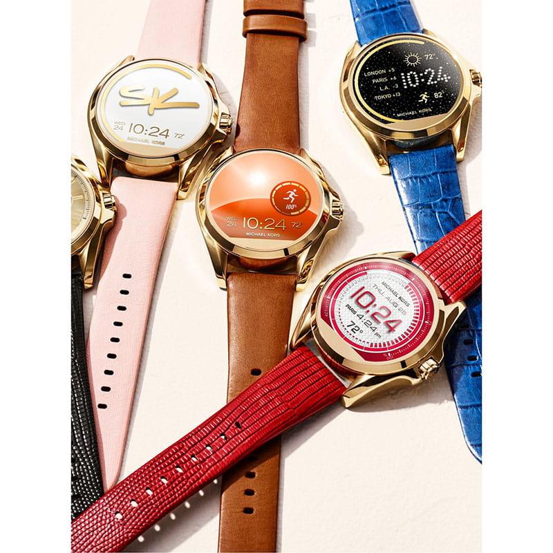 b1098a974b311 ... Zegarek Michael Kors Bradshaw Smartwatch MKT5001 Twoje Zegarki